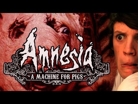 ALFREDITO VS AMNESIA: A MACHINE FOR PIGS   #1