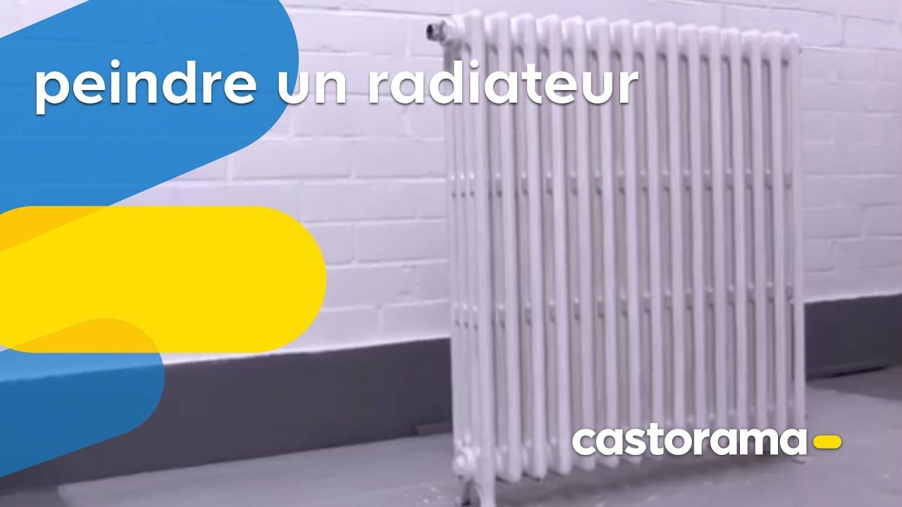 peindre un radiateur (castorama) - youtube - Comment Peindre Un Radiateur Sans Le Demonter