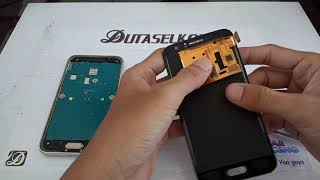 Samsung Galaxy J1 2016 j120G Ganti baru Lcd Touchscreen