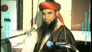 Ghazi-e-Millat Sayed Muhammad Hashmi Ashrafi Al Jillani