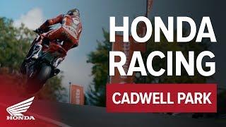 Honda Racing Bsb 2018 - Cadwell Park Diary   Episode 8