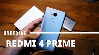 Xiaomi Redmi 4 Prime / PRO - Unboxing dan Impresi Awal Indonesia