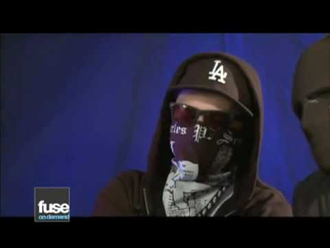 Hollywood Undead Interview - How They Met