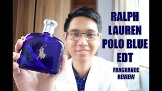 Ralph Lauren Polo Blue EDT (2003) | Fragrance Review