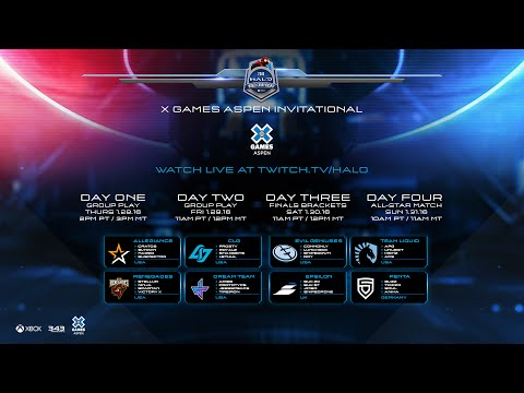 Halo 5: Evil Geniuses vs CLG Grand Finals X-Games (MAKING HISTORY)