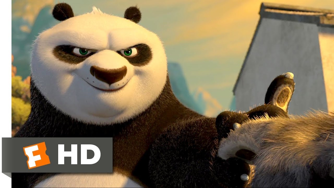 Kung Fu Panda 2008 The True Secret Ingredient Scene 10 10 Movieclips Youtube