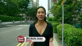 Food Hero Winner 2014 - Michele Lean | Food Network Asia