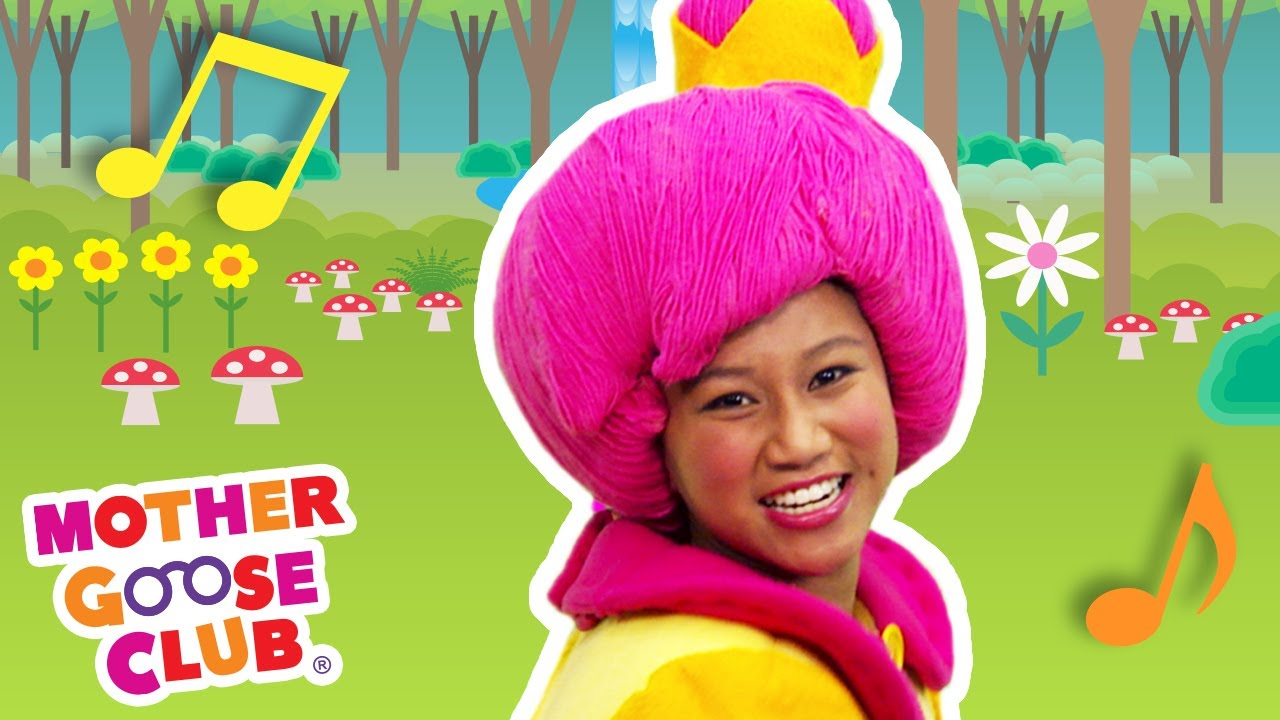 If You're Happy and You Know It + More | Mother Goose Club and Friends #NurseryRhymes