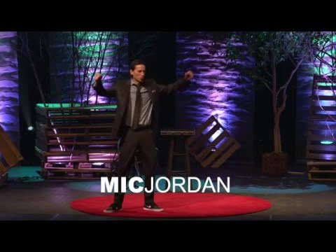 Creating Your Own Success | Mic Jordan | TEDxGrandForks