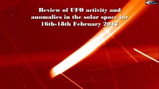 Review of UFO activity and anomalies in the solar space for 16th-18th February 2017(Review of UFO activity and anomalies in the solar space for 16th-18th February 2017 For more information, please visit http://x-u-f-o.blogspot.com ..., 2017-02-19T06:12:29.000Z)