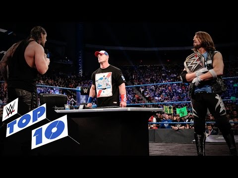 Top 10 SmackDown LIVE moments: WWE Top 10, Jan. 3, 2017