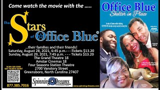 Office Blue - Shelter In Place 2021 - MOVIE TRAILER