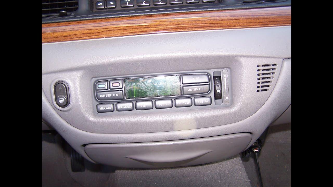 medium resolution of 2003 mercury grand marquis blower motor wiring wiring diagram centre 2002 ford crown vic blower motor