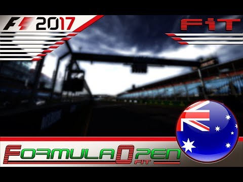 Formula Open F1 2017 #06 GP Australia 19.03.18 Live Streaming