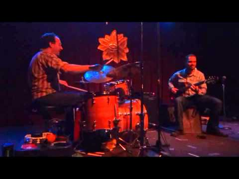Charlie Hunter & Scott Amendola Duo: live in Sebastopol, CA 12-18-12