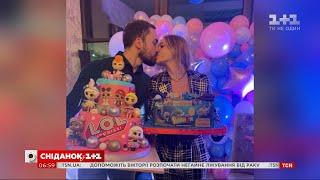 Фото Слава Камінська та її екс чоловік Едгар пристрасно відсвяткували день народження дітей