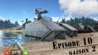 ARK / Le tank des mers / Episode 10 / Saison 2 /