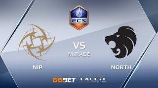 NiP vs North, VP vs G2, ECS Season 6 Europe