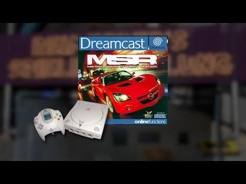 Gameplay : Metropolis Street Racer [Dreamcast]