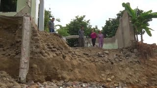 Tin Bão Mới Nhất :Nhiều kè suối, đường giao thông ở Yên Bái bị sạt lở ảnh hưởng đến gần 8.000 hộ dân