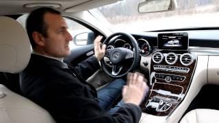 видео Mercedes-Benz тестирует купе C-Class