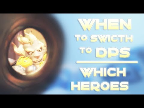 When to Switch to DPS & What heroes to Pick! - Overwatch Competitive