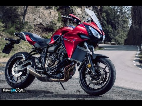Lan amento nova yamaha tracer 700 motonews youtube for Yamaha tracer 700