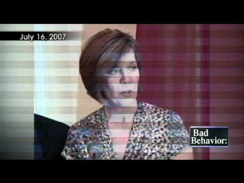 Bad Behavior: Sen. Vitter & Wife Speak Publicly on Ties to D.C. Madam