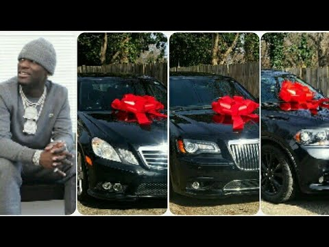 Ralo Buys His Mom a New Benz For Christmas, he Buys his Baby Mama A Suv and buys his manger a 300