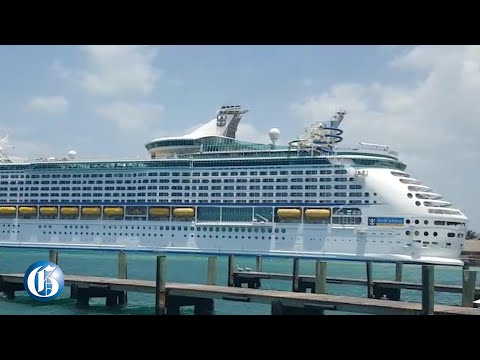 WATCH: 1,044 ship workers dock in Falmouth