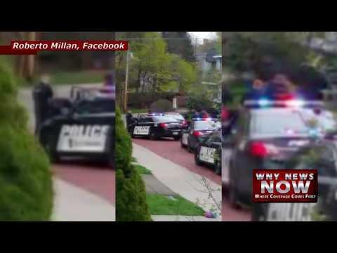 Suspected Jamestown Drug Dealer 'Hooked & Booked' On Facebook Live