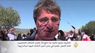السلطات الفرنسية تعتزم تفكيك مخيم كاليه للاجئين