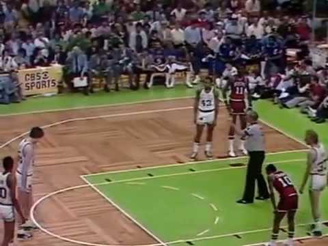Philadelphia @ Boston 1981 game 7 part 2
