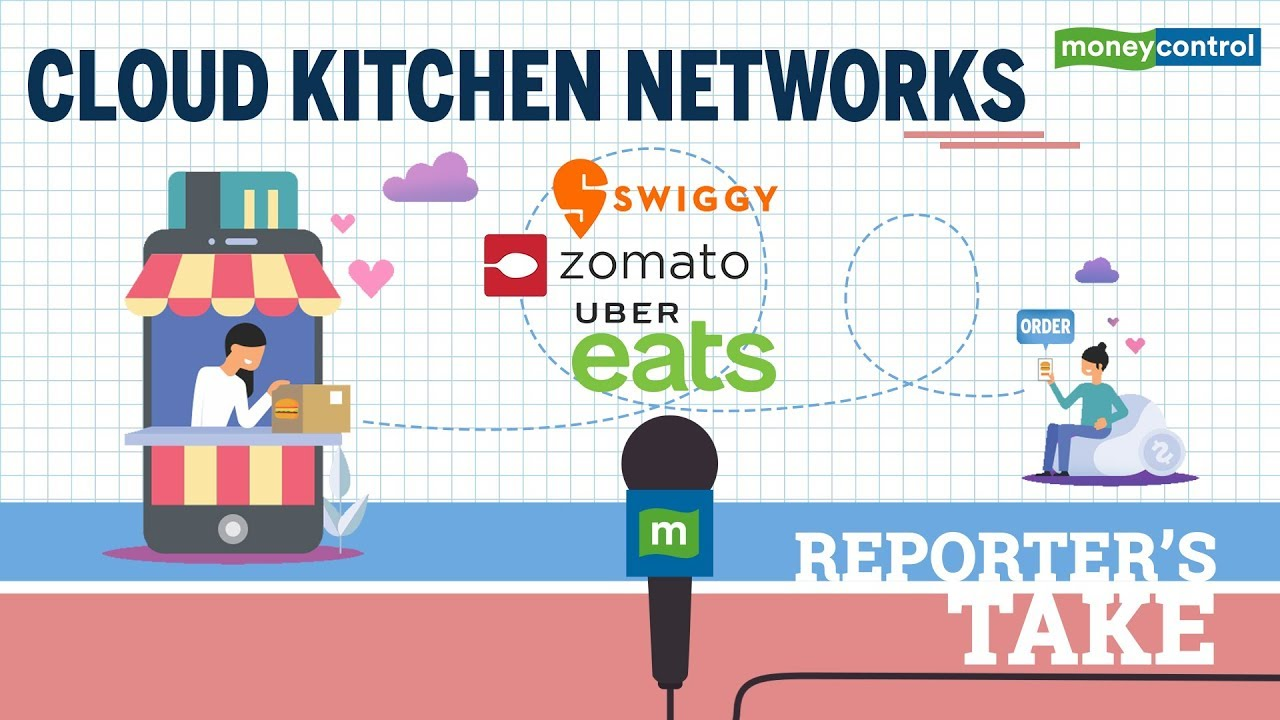 Reporter39s Take Cloud kitchens for food delivery apps