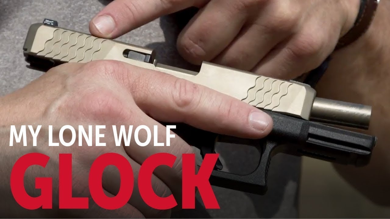 My Lone Wolf Glock | Into the Fray - USCCA