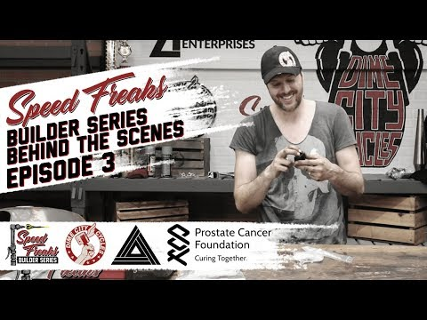 CX500 Tracker Build Part 3 'Speed Freaks' Builder Series - Fabricating The Frame (Bike Giveaway)
