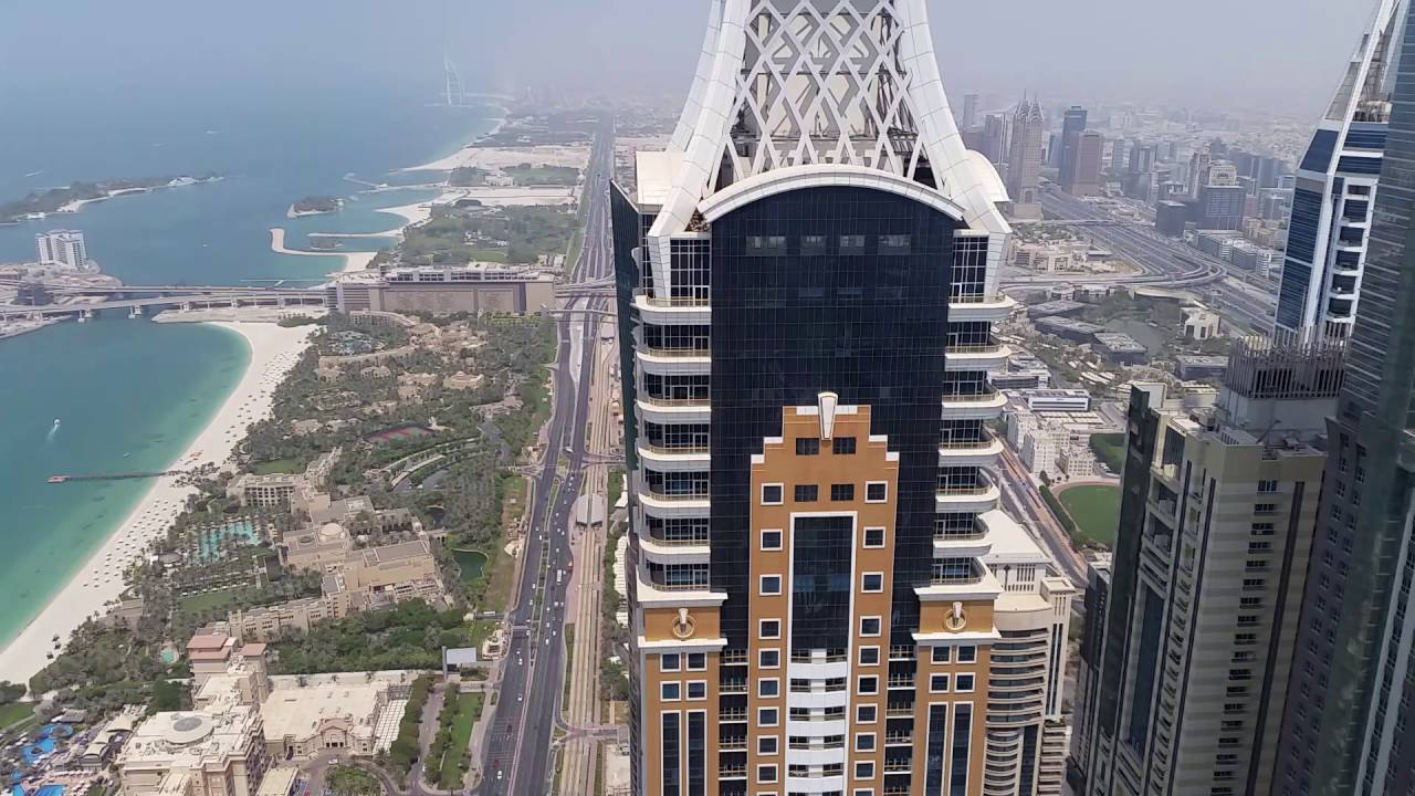 Best Palm Jumeirah View From Princess Tower In Dubai Marina