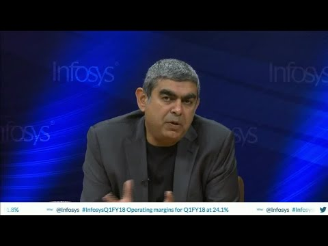 Live: Infosys Q1 FY18 Results - Management Commentary