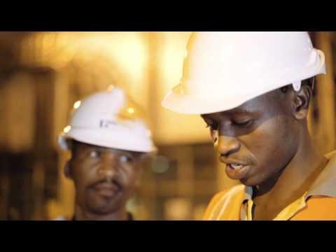 KS Energy - Orapa Power Plant in Botswana