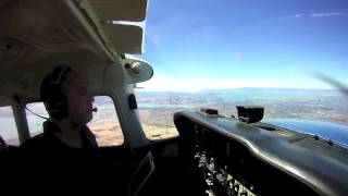 VFR Flight Following from Tracy (KTCY) to Napa (KAPC)