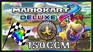 MARIO KART 8 DELUXE Part 4: Bananen Cup 150ccm Deluxe