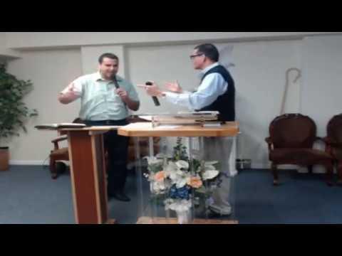 Tiro La Biblia Revela Tu Conducta - Alexis Hernandez Pagan & Pastor Angel Velazquez