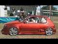 Peugeot 205 GTI Tuning