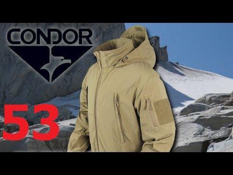 Обзор. Тактическая куртка Summit Soft Shell Jacket (Condor)