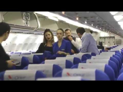Onur Air - Çanakkale Uçuşu