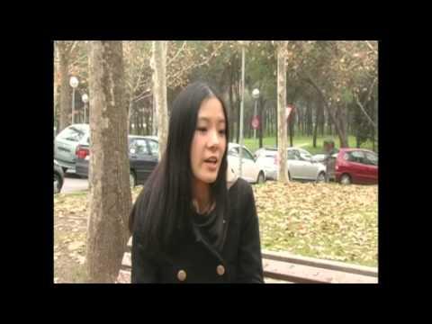 Estudiantes en Madrid: Entrevista en la Universidad Complutense