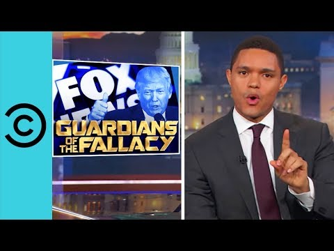 The Daily Show | Fox News Trusts Trump Over Literally Anyone Else