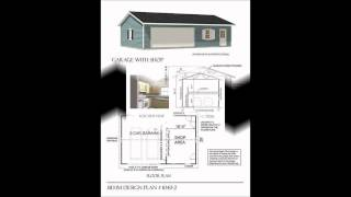 How to shop various garage plans.