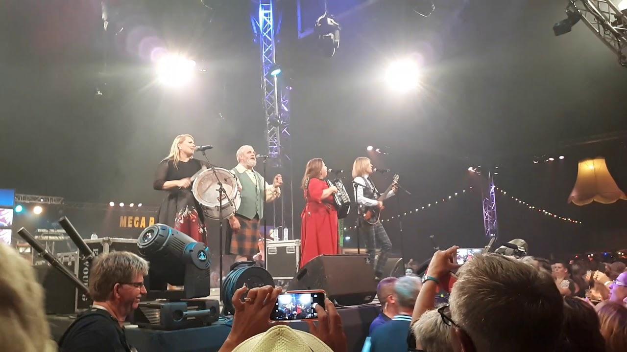 Patricia John Kathy En Paul Kelly Peces Live In Oldebroek 01 09 2017