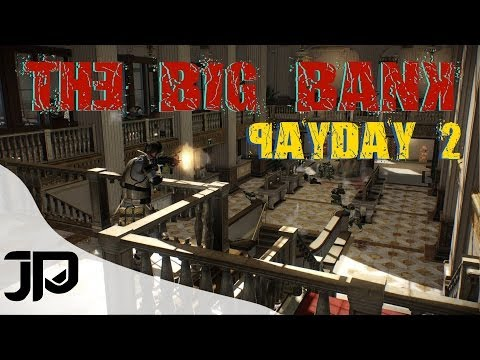 Payday 2 - The Big Bank | 975k Offshore / 243k Spending